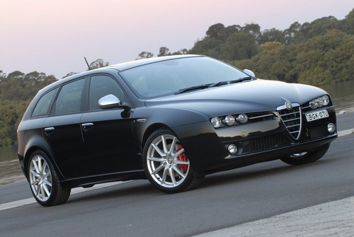 Alfa Romeo 159 Sportwagon Od 2006 do 2011