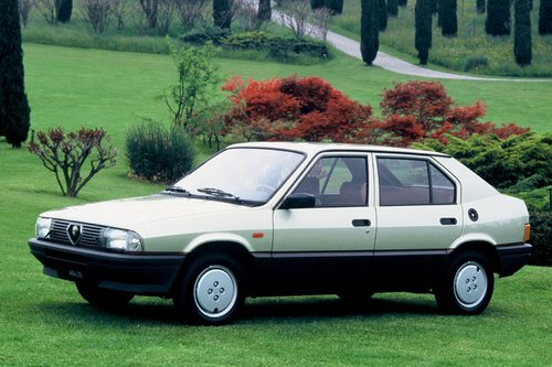 Alfa Romeo 33 Hatchback Od 1983 do 1995
