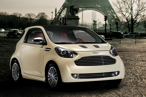 Aston Martin Cygnet Hatchback Od 2011 do dziś