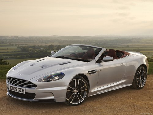 Aston Martin DBS Coupé Od 2008 do dziś