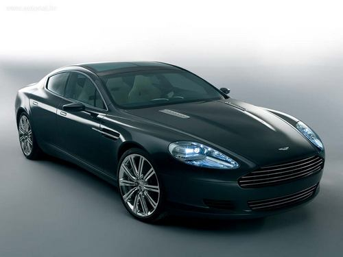 Aston Martin Rapide Sedan Od 2010 do dziś