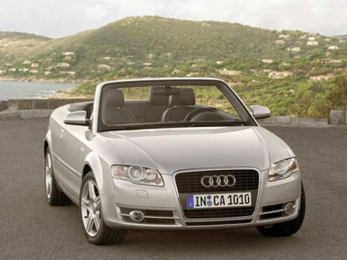 Audi A4 Kabriolet Od 2006 do 2009