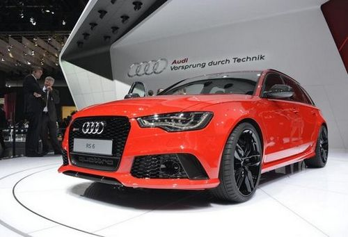Audi A6 RS6 Avant Od 2013 do dziś