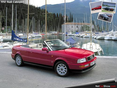 Audi Kabriolet Od 1992 do 2000