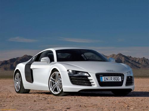 Audi R8 Coupé Od 2007 do dziś