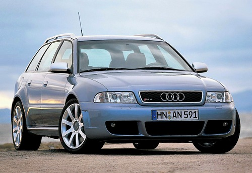 Audi RS4 Avant  Uniwersal Od 2000 do 2001