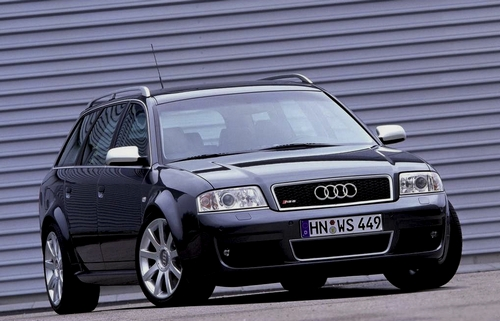 Audi RS6 Avant  Uniwersal Od 2002 do 2004
