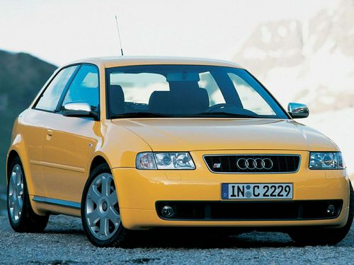 Audi S3  Hatchback Od 1999 do 2000