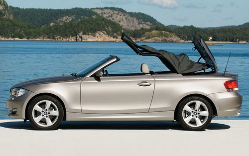 BMW 1-Series Kabriolet Od 2008 do dziś