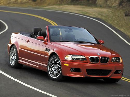 BMW 3-Series M3 Kabriolet Od 2001 do 2006