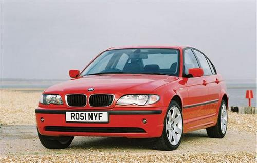 BMW 3-Series Sedan Od 1998 do 2005