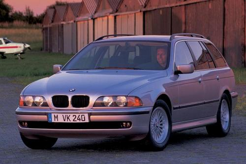 BMW 5-Series Touring Od 1997 do 2004