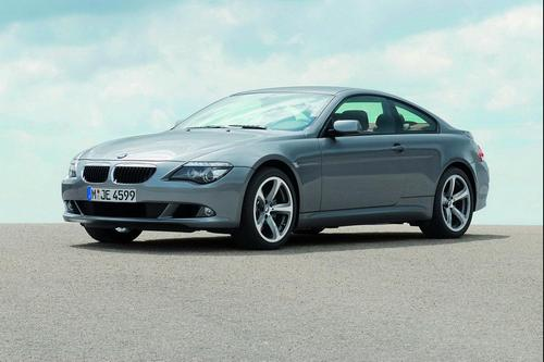 BMW 6-Series Coupé Od 2004 do 2010