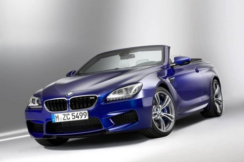 BMW 6-Series M6 Kabriolet Od 2012 do dziś