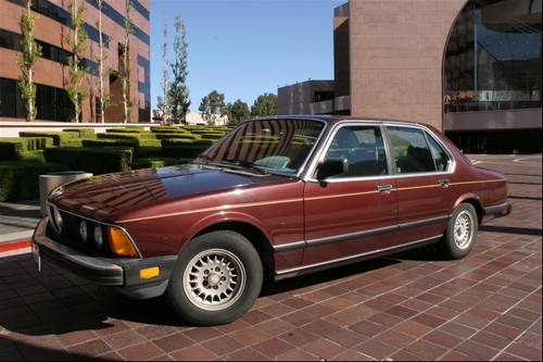BMW 7-Series Sedan Od 1987 do 1995