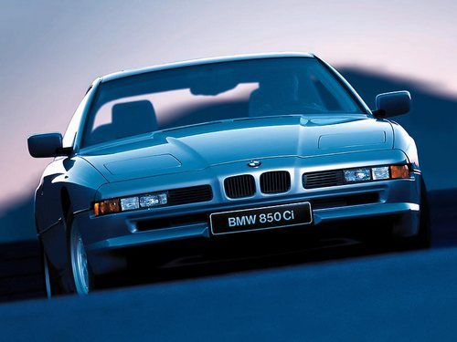 BMW 8-Series Coupé Od 1990 do 2000