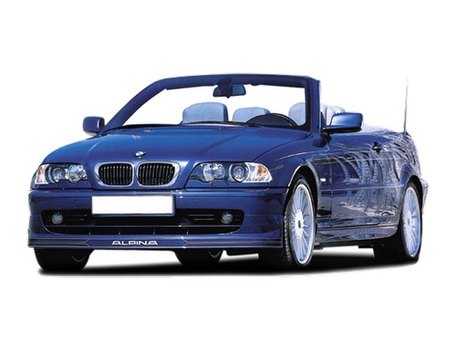 BMW Alpina Kabriolet Od 2000 do dziś
