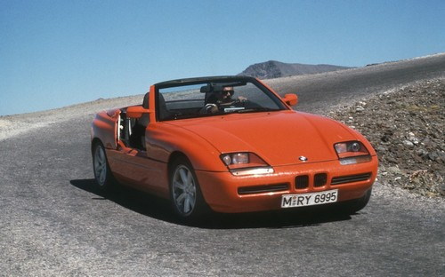 BMW Z1 Roadster Od 1989 do 1991