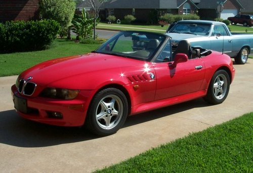 BMW Z3 Roadster Od 1996 do 2002