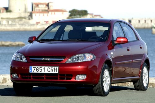 Chevrolet Lacetti Hatchback Od 2005 do 2011