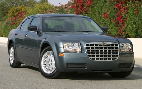 Chrysler 300C Sedan Od 2005 do 2010