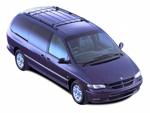 Chrysler Grand Voyager Minivan Od 1997 do 2001