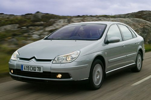 Citroen C5 Hatchback Od 2004 do 2008