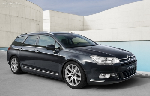 Citroen C5 Tourer Od 2008 do dziś