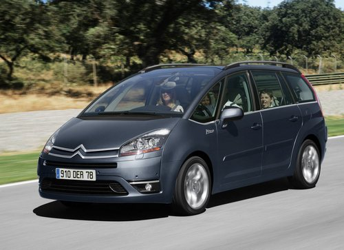 Citroen Grand C4 Picasso Minivan Od 2007 do dziś