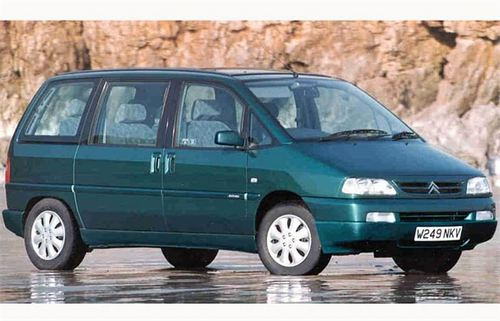 Citroen Synergie Minivan Od 1995 do 2002