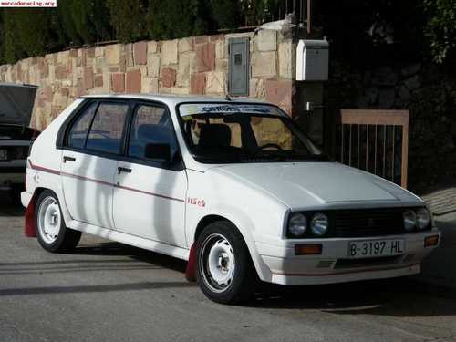 Citroen Visa Hatchback Od 1983 do 1989