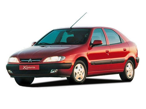 Citroen Xsara Hatchback Od 1997 do 2000