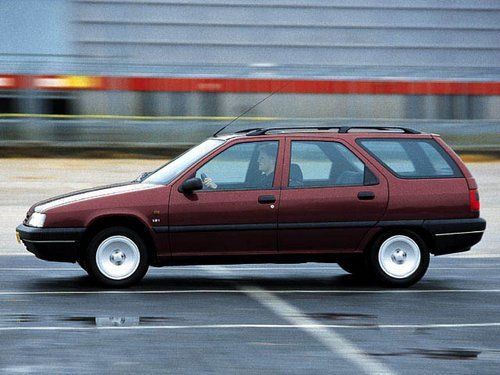 Citroen ZX Uniwersal Od 1994 do 1998