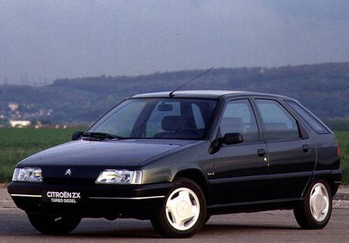 Citroen ZX Hatchback Od 1991 do 1998