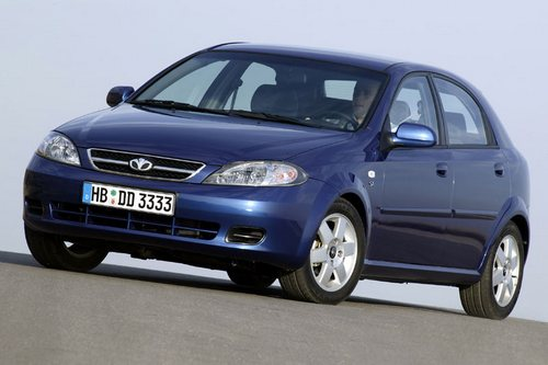 Daewoo Lacetti Hatchback Od 2004 do 2005