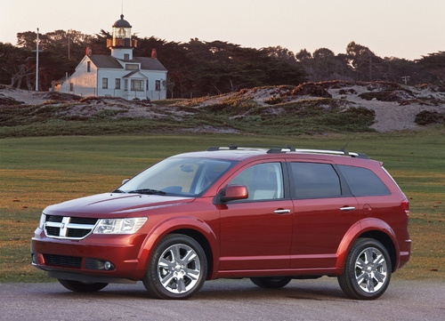 Dodge Journey Uniwersal Od 2008 do 2010