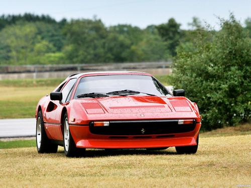 Ferrari 308 Coupé Od 1982 do 1985