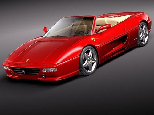 Ferrari F355 Kabriolet Od 1994 do 1999