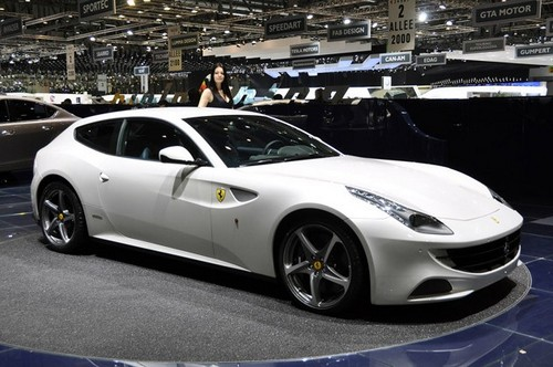 Ferrari FF Coupé Od 2011 do dziś