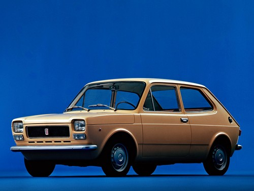 Fiat 127  Hatchback Od 1977 do 1981
