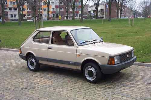 Fiat 127  Hatchback Od 1983 do 1986