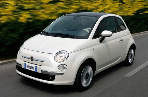 Fiat 500 Hatchback Od 2008 do dziś