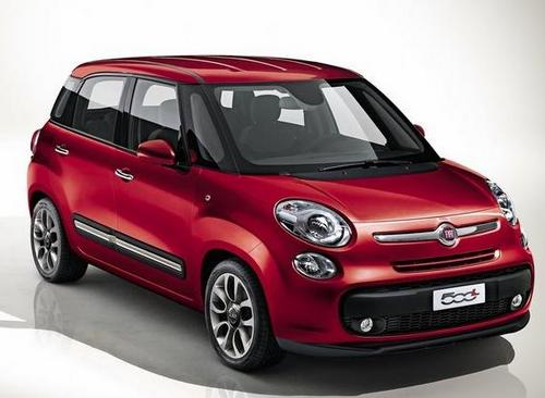 Fiat 500L Hatchback Od 2012 do dziś
