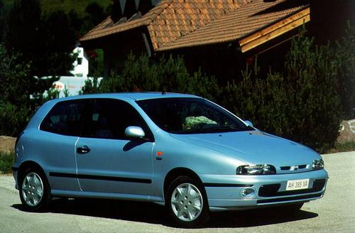 Fiat Bravo Hatchback Od 1995 do 2002