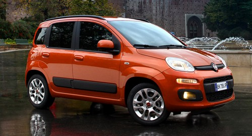 Fiat Panda Hatchback Od 2012 do dziś