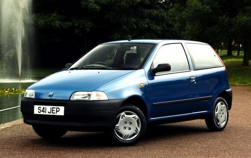 Fiat Punto Hatchback Od 1994 do 1999