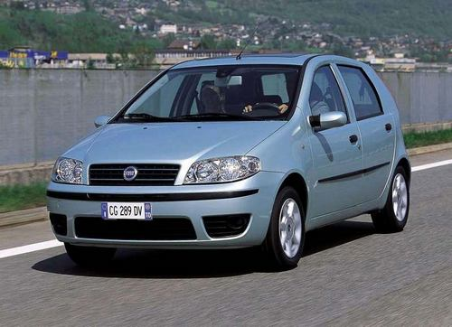 Fiat Punto Hatchback Od 1999 do 2003