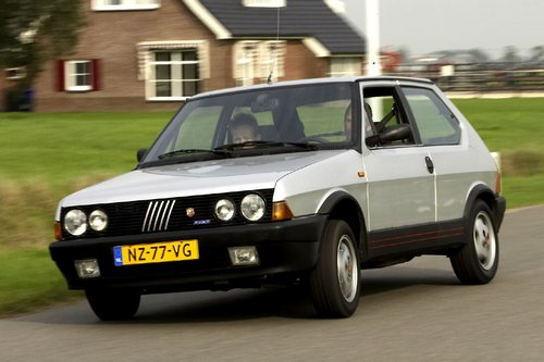 Fiat Ritmo  Hatchback Od 1985 do 1988