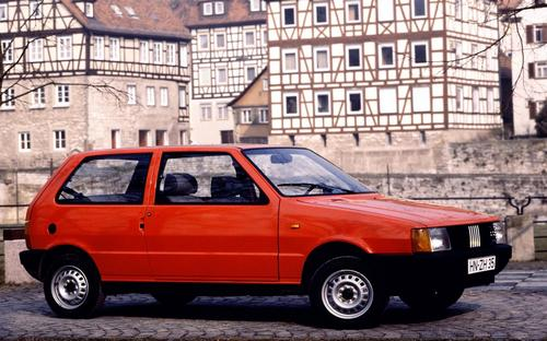 Fiat Uno Hatchback Od 1983 do 1995