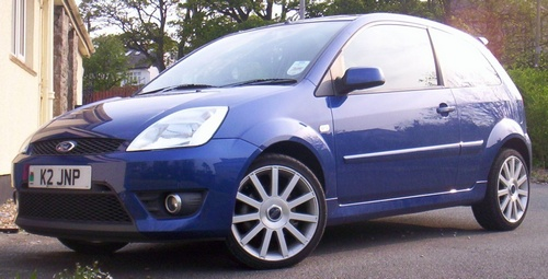 Ford Fiesta ST Od 2005 do 2008